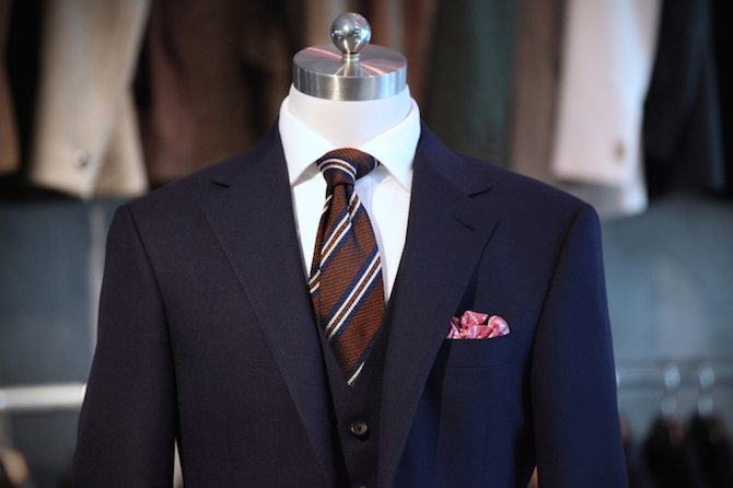 Principle M-made to measure- beijing tailor