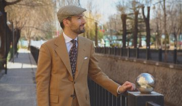 Suit Geek 08 | The Classic Style of A Frenchman