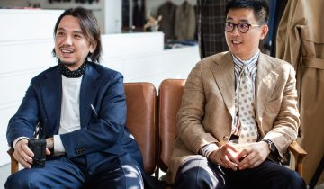 Suit Geek 09 | The Refinery Owners Share Their Love For Suits And How It Fits Their Lifestyle