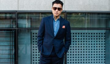 Suit Geek 10 | A Musician On Classical Menswear