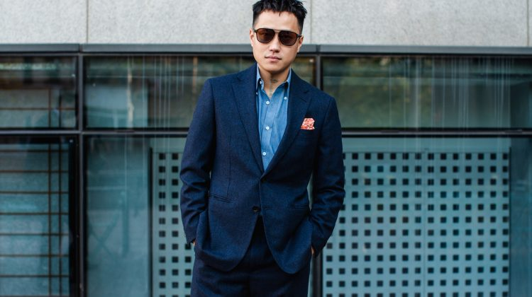 Suit Geek 10   A Musician On Classical Menswear