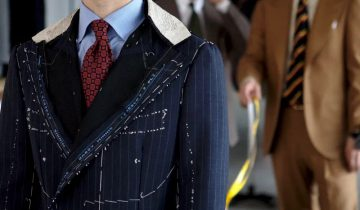 Suit Geek 13 | Commissioning A Tailored Suit Is A Intimate Matter